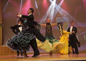 Torremolinos bailando